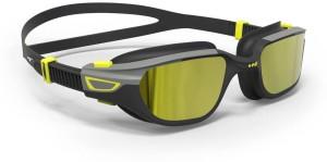 4cee04476b NABAIJI Spirit Swimming Goggles ( Black Grey )