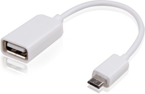 Rishkish Micro android tablets and phones OTG Cable