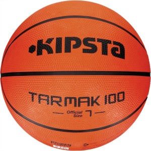 df31d179f31f8 KIPSTA Tarmak 100 Basketball Size 7 Pack of 1 Multicolor Best Price ...