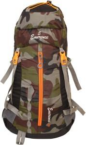 Emerence 1022 Rucksack, Hiking Backpack 65Lts (Camouflage) Rucksack  - 65 L