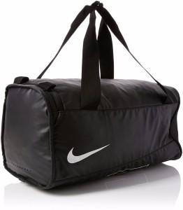 Nike Alpha Adapt Crossbody Expandable Travel Duffel Bag Black Best ... 2f741457fd