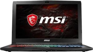 MSI GP Core i7 7th Gen - (16 GB/1 TB HDD/128 GB SSD/Windows 10 Home/6 GB Graphics) GP62MVR 7RFX Gaming Laptop