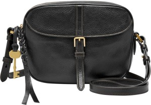 f8f9cca39 Fossil Women Black Genuine Leather Sling Bag Best Price in India | Fossil  Women Black Genuine Leather Sling Bag Compare Price List From Fossil Sling  Bags ...