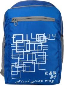 Chris & Kate CKB_102_SS Waterproof School Bag