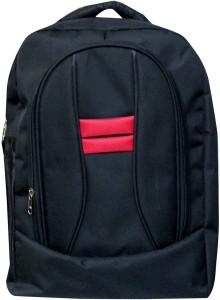 HD Black Smart School Bag Waterproof Multipurpose Bag