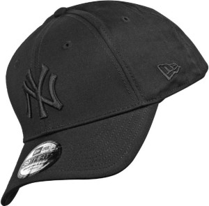 dbbd3c70359 Babji NY Black Embroidered New York Yankees Snapback Baseball Cap Best  Price in India