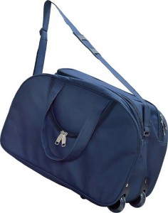 c9850fe94c4e Inte Enterprises blue987 (Expandable) Duffel Strolley Bag ( Blue )