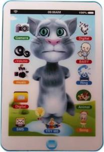 Kanchan Toys Talking Tom Tablet For Kids Multicolor Best Price In