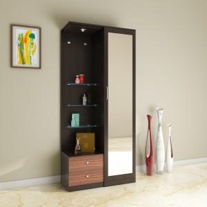 Crystal Furnitech Dynamic Engineered Wood Dressing Table