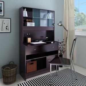 HomeTown Gleam Engineered Wood Study Table