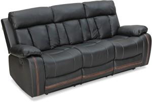 RoyalOak Leather Manual Recliners
