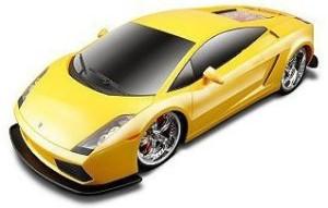 Maisto Lamborghini Gallardo Yellow Best Price In India Maisto