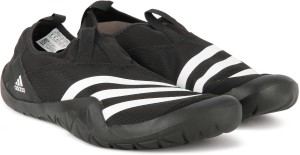 Adidas CLIMACOOL JAWPAW SLIP ON Training Shoes Black Best Price in ... b9b9668d8