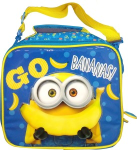 My Baby Excel Minions Lunch Case Bag