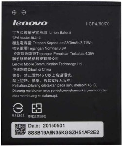 Lenovo  Battery - BL240 A6000 A6000 PLUS