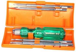 Taparia Combination Screwdriver Set