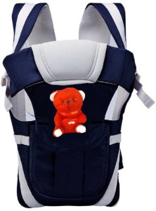 5cc5c109e13 Aayat Kids No.1 Luxury Luv Multi-Comfort with Soft Teddy Baby Carrier