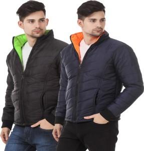Hardys Full Sleeve Solid Men's Jacket