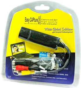 anweshas  TV-out Cable easy-capture-pack