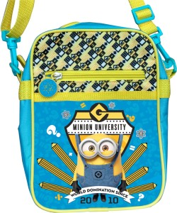 My Baby Excel Minions Side Sling Bag