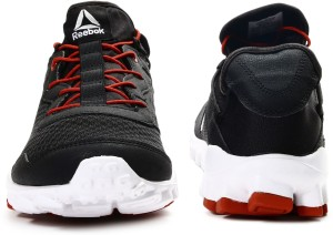 a956be1f68fd Reebok ONE RUSH FLEX Running Shoes Black Best Price in India ...