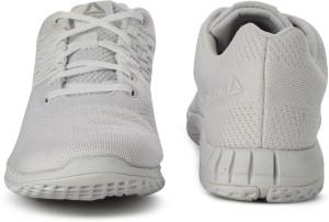 08600b1bcd1 Reebok ZPRINT RUN CLEAN ULTK Running Shoes White Best Price in India ...