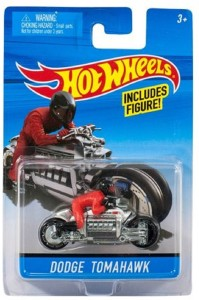 985ae28d2ac Hot Wheels Dodge Tomahawk 1 65 Scale Bike With Rider Multicolor Best ...