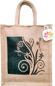 GREAN FLORAL DESIGN Waterproof Lunch Bag