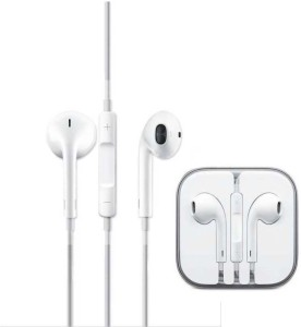 d6878c76618 KBOOM Earphones Earpods With Mic For Apple iPhone /iPad / iPod Wired Headset  with Mic