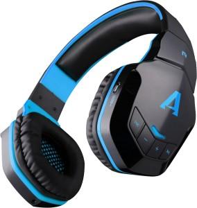 boAt Rockerz 510 Blue Headset with Mic