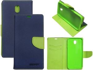brand new 92009 90908 TrendPlayer Flip Cover for SAMSUNG Galaxy J7 ProBlue, Green, Artificial  Leather