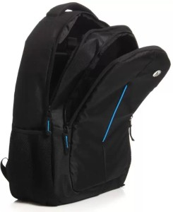HP Expandable 15.6 inch Laptop Backpack (Black) 20 L Backpack
