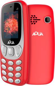 Aqua Feature Phones (Big Display, Battery)