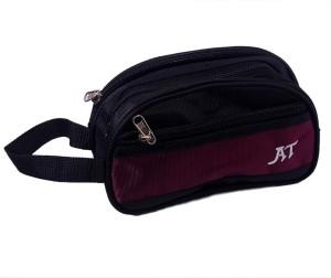 PSH shaving kit with brown pocket Travel Shaving Kit & Bag