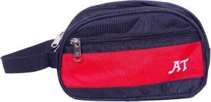 PSH shaving kit with red pocket Travel Shaving Kit & Bag