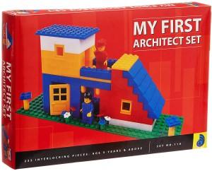 Bonkerz Skill Developing My First Architect Blocks Set For Kids