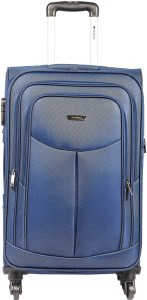 Safari TERGO 4W 67 BLUE Expandable  Check-in Luggage - 26 Inches