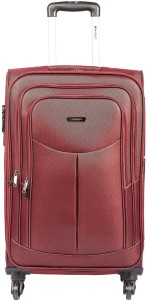 Safari TERGO 4W 67 RED Expandable  Check-in Luggage - 26 Inches