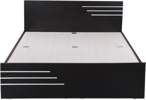 Bharat Lifestyle Amsterdam Queen Bed Engineered Wood Queen Bed