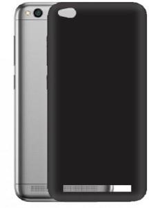 cheap for discount 9f9c8 4e6dc VKR Cases Back Cover for Mi Redmi 5aBlack, Silicon