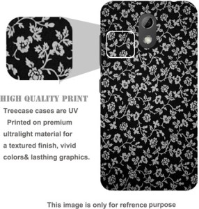 new product cd120 9406c Treecase Back Cover for itel S41 Back CaseMulticolor, Silicon