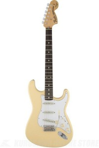 Fender 0107110841 Solid Body Electric Guitar Vintage White Best