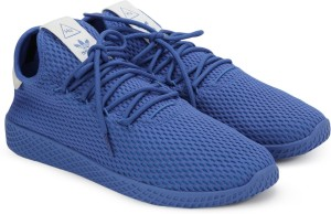 e5dc7d1df353b7 Adidas Originals PW TENNIS HU Sneakers Blue Best Price in India ...