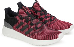 aa097add7f25d1 Adidas Neo CLOUDFOAM ULTIMATE Sneakers Black Pink Best Price in ...