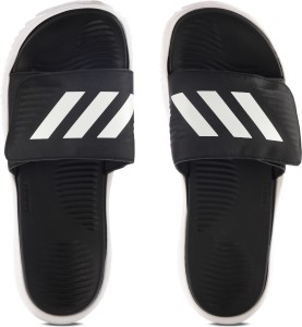 5bbf743e7b2c5 Adidas ALPHABOUNCE SLIDE Slippers Best Price in India