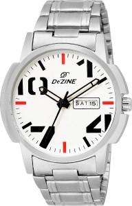 Dezine DZ-GR1196-WHT-CH Watch  - For Men
