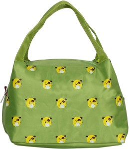 EZ Life Kids Thermal Lunch Bag - Groovy Green Waterproof Lunch Bag