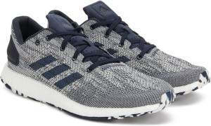 233bac92eb5a4 Adidas PUREBOOST DPR Running Shoes White Best Price in India ...