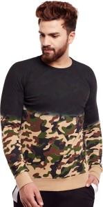 Fugazee Full Sleeve Printed Men's Sweatshirt