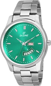 Dezine DZ-GR1195-GRN-CH Watch  - For Men